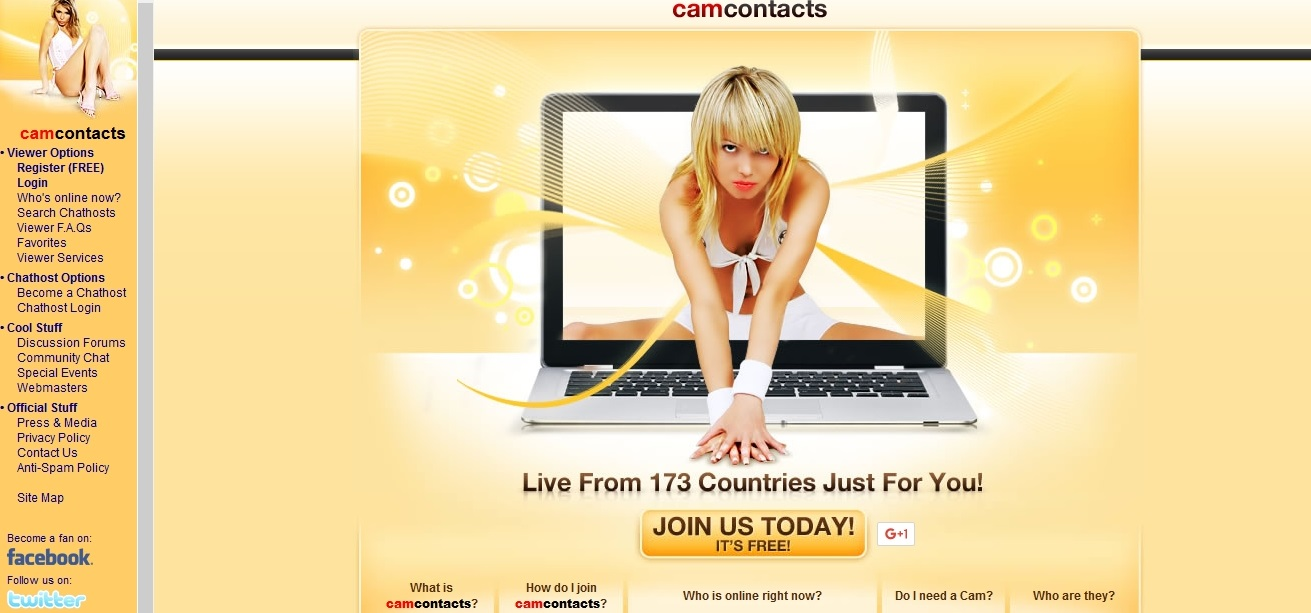 CamContacts Reviews